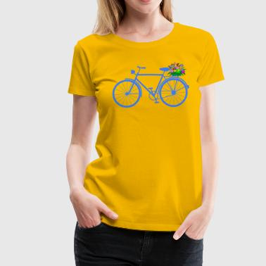 bicycle - Women's Premium T-Shirt