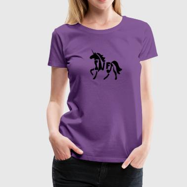 INFJ Unicorn - Women's Premium T-Shirt