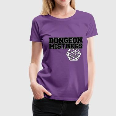 Dungeon Mistress - Women's Premium T-Shirt