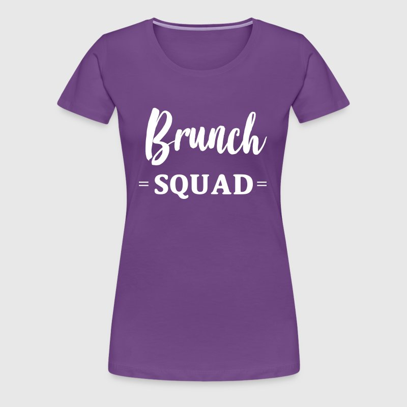 Brunch Squad - Women's Premium T-Shirt