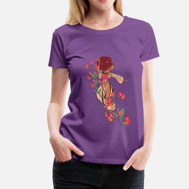 Gypsy gypsy girl - Women's Premium T-Shirt