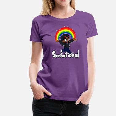 Youtube Sensation SENsational - Women's Premium T-Shirt