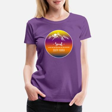 South Korea Seoul Seoul South Korea - Women's Premium T-Shirt