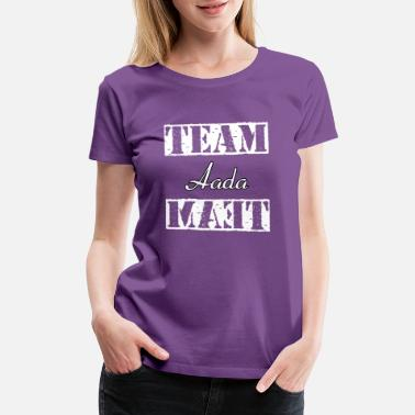 Aada Team Aada - Women's Premium T-Shirt