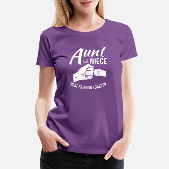 575fbf4b6f53 Women's Premium T-ShirtAunt And Niece Matching Outfits Women and Kids