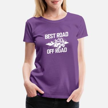 Offroad Vehicles 4wd Offroad Jeep - Women's Premium T-Shirt