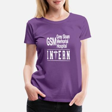 Sloane grey sloan memorial shirt - Women's Premium T-Shirt