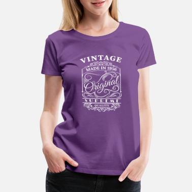63rd Birthday Present Gift Year 1956 Still Fabulous Funny T-Shirt Unisex Fun Top