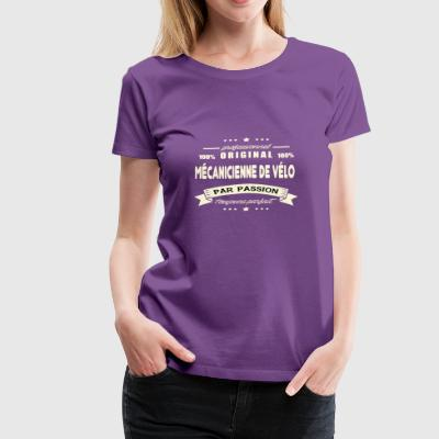 Original bike mechanic - Women's Premium T-Shirt