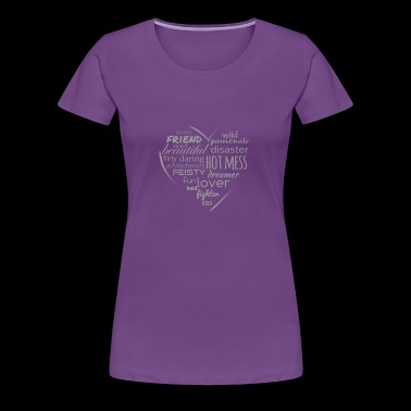 Recipe for Perfection - Women's Premium T-Shirt