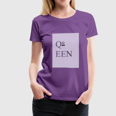 Queen shirt - Women's Premium T-Shirt