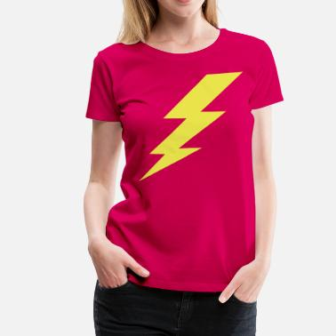 Lightening Bolt Lightning Bolt - Women's Premium T-Shirt