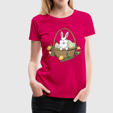 Shop easter men gifts online spreadshirt easter bunny shirts classic easter gifts womens premium t shirt negle Images