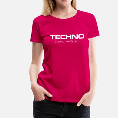 Techno Sports Techno - Women's Premium T-Shirt