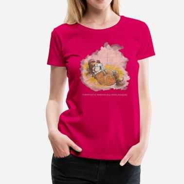 Thelwell Thelwell Sympathic Nursing Will Work Wonders - Women's Premium T-Shirt