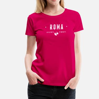 As Roma Roma - Women's Premium T-Shirt