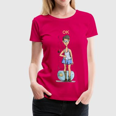FARTY ARTY - Women's Premium T-Shirt