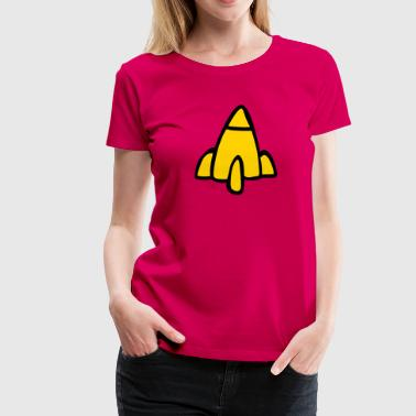 Rocket Power- Regina Rocket Power – Regina - Women's Premium T-Shirt