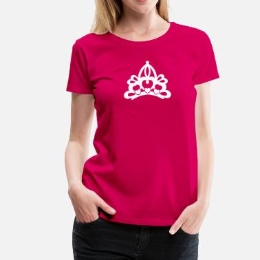 Princess Tiara tiara princess - Women's Premium T-Shirt