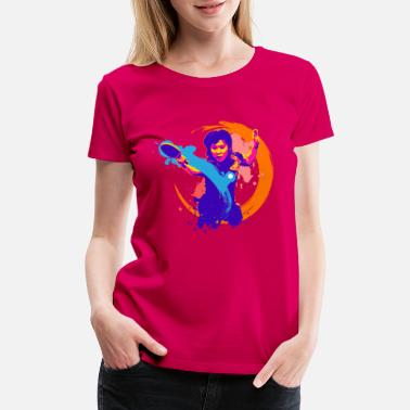 Excellence Winning is a way of expressing yourself. - Women's Premium T-Shirt