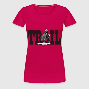 Trail - Women's Premium T-Shirt