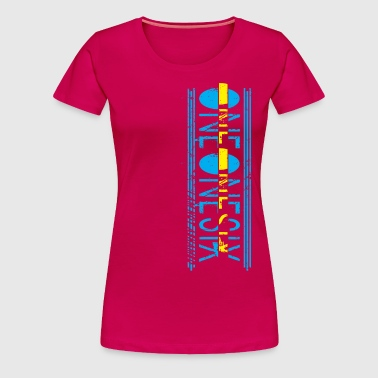 Unashamed 116 - Women's Premium T-Shirt
