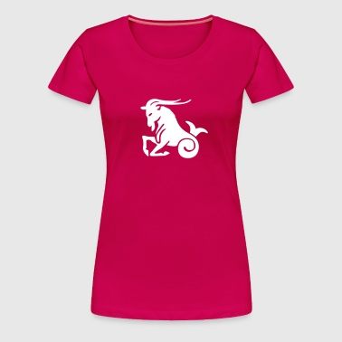 capricorn - Women's Premium T-Shirt