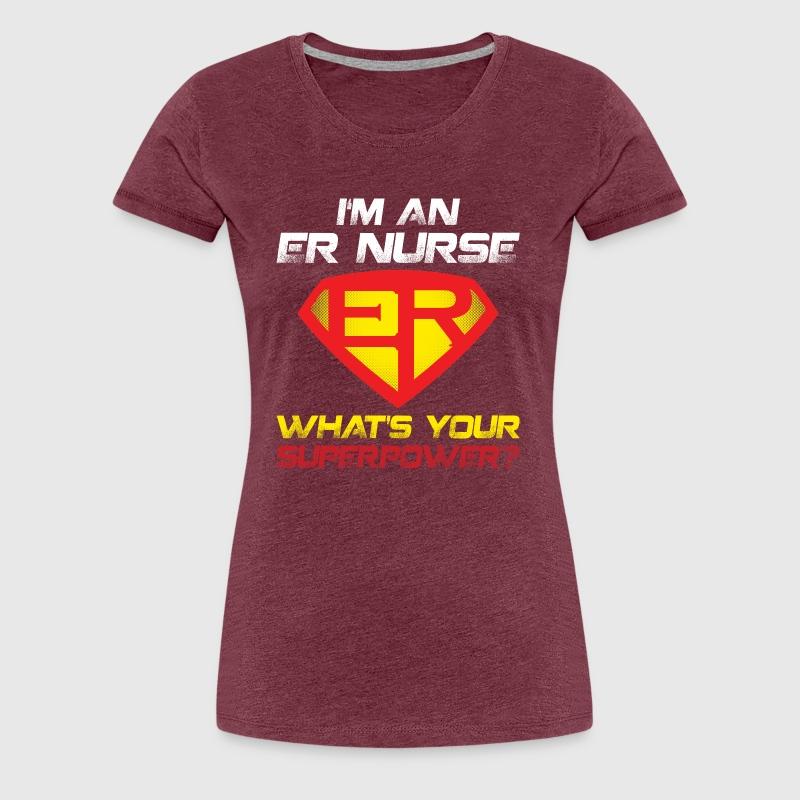 Emergency Room Nurse T Shirts By SuperTshirt