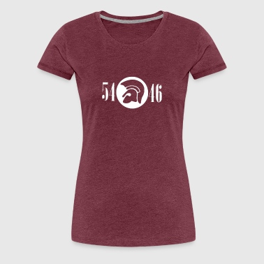 Trojan Records 54 46 - Women's Premium T-Shirt
