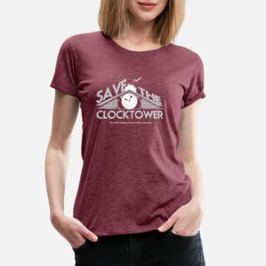 Save The Vinyl SAVE THE - Women's Premium T-Shirt