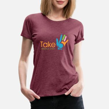 Middle East Take middle east - Women's Premium T-Shirt