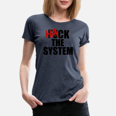 Shop Hacker T-Shirts online   Spreadshirt