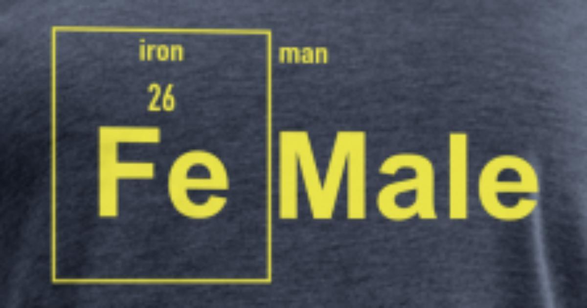 d4d69a12 Female (Iron Man) Women's Premium T-Shirt | Spreadshirt