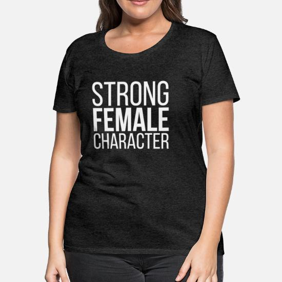 Strong Female Characters List