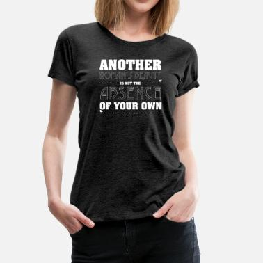 Another Girl Another womans beauty Tee - Women's Premium T-Shirt