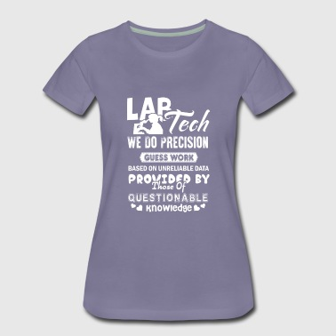 Lab Tech Shirts - Women's Premium T-Shirt