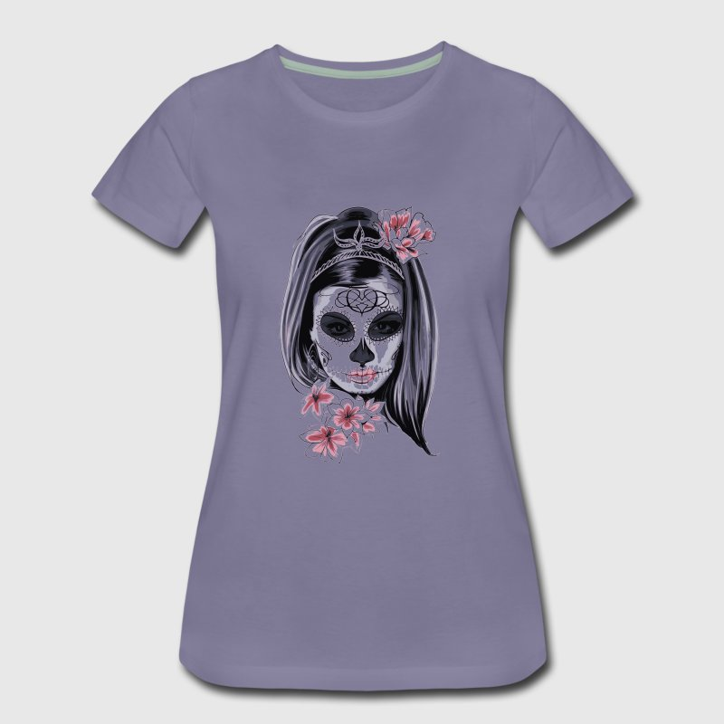 mask 2028211 1280 - Women's Premium T-Shirt
