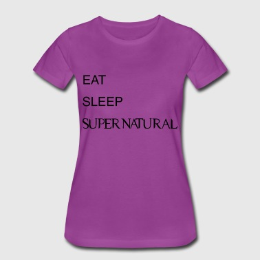 supernatural - Women's Premium T-Shirt