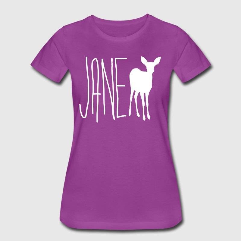jane_doe__max_life_is_strange_wht_ver - Women's Premium T-Shirt