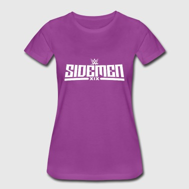 The sidemen white - Women's Premium T-Shirt