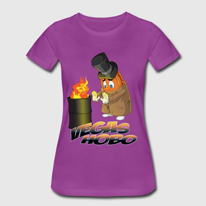 THE VEGAS HOBO - Women's Premium T-Shirt