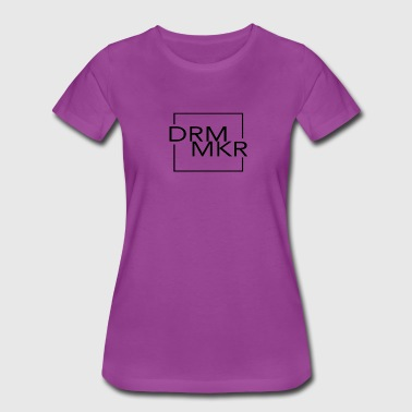 Premium Collection DRMMKR Collection - Women's Premium T-Shirt
