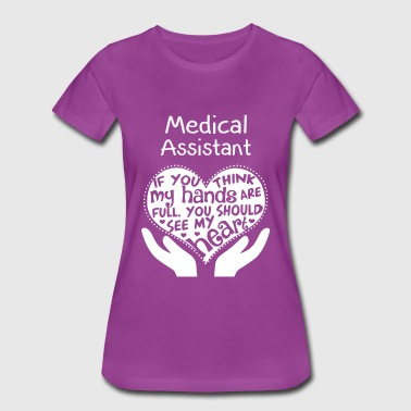 Shop Certified Medical Assistant T-Shirts online | Spreadshirt