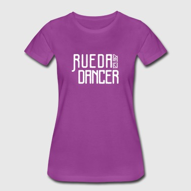 Cuban Salsa Rueda Dancer  - Women's Premium T-Shirt