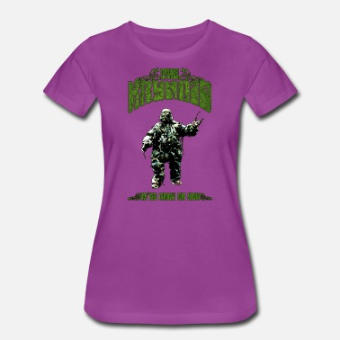 Doctor Doom Seeds of Doom Plant Monster - Women's Premium T-Shirt