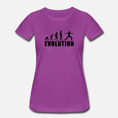 Fitness System EVOLUTION PILATES - Women's Premium T-Shirt