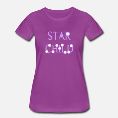 Starseed Star Child - Women's Premium T-Shirt