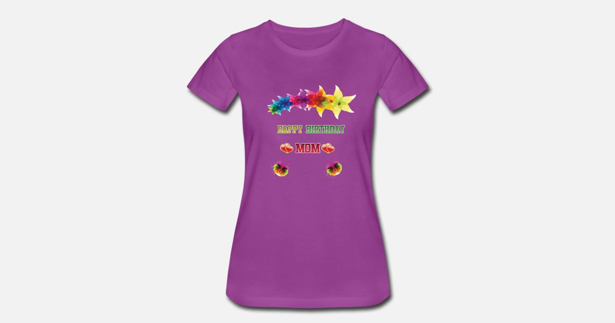 Birthday Mother Womens Premium T Shirt