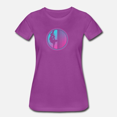 Floppy Ears Dance - Women's Premium T-Shirt