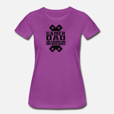 Gamer Game Gamer Gaming - Women's Premium T-Shirt